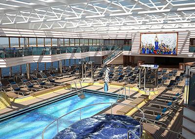 Croaziera de grup costa favolosa 1099 euro persoana for Cat costa construirea unei piscine
