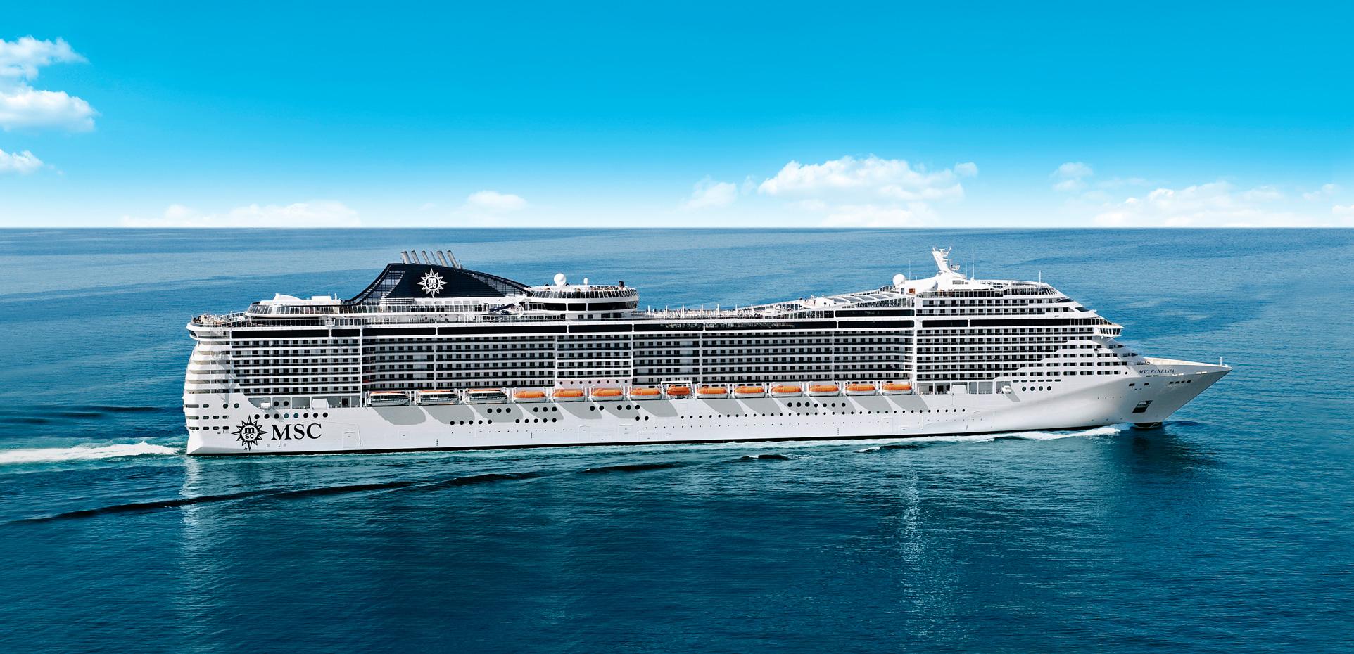 MSC fantasia | Foto, Cabine, Itinerari e Offerte | Cruisetopic ...